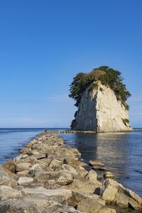 見附島の写真素材 [FYI04570218]