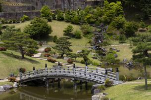 金沢城 玉泉院丸庭園の写真素材 [FYI04570311]