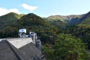 京都,大野ダム公園の写真素材 [FYI04570548]