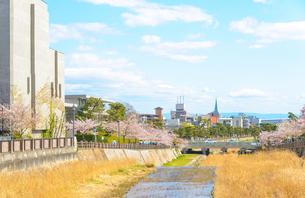 関西の風景 芦屋市の街並みの写真素材 [FYI04571188]