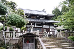 有馬温泉温泉寺の写真素材 [FYI04571277]