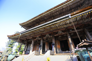 金峰山寺(蔵王堂)の写真素材 [FYI04572003]