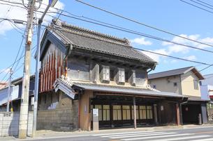 桶川 矢部家住宅の写真素材 [FYI04572224]