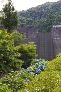 雀川砂防ダム公園の写真素材 [FYI04572372]