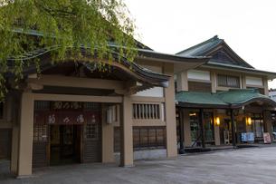 山中温泉 菊の湯 山中座の写真素材 [FYI04572900]
