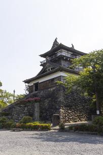 丸岡城の写真素材 [FYI04572959]