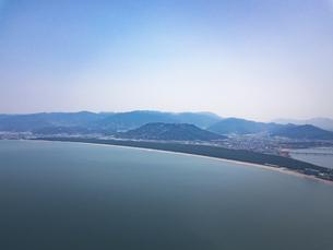 佐賀県 虹の松原の写真素材 [FYI04576466]