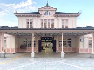 JR日光駅の写真素材 [FYI04576642]