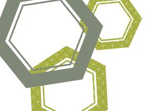 年賀状、結婚式などに使える和柄背景素材のイラスト素材 [FYI04576962]