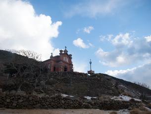 長崎県 小値賀町 旧野首教会の写真素材 [FYI04577409]
