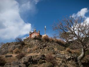 長崎県 小値賀町 旧野首教会の写真素材 [FYI04577527]