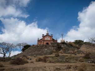 長崎県 小値賀町 旧野首教会の写真素材 [FYI04577528]
