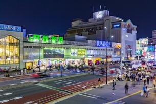 東京都 新宿区 新宿駅南口の写真素材 [FYI04577793]