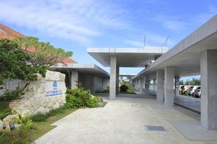 みやこ下地島空港ターミナルの写真素材 [FYI04579271]