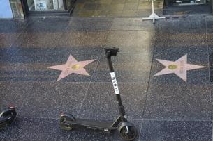 ハリウッドの象徴的アイコンの写真素材 [FYI04579771]
