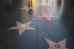 ハリウッドの象徴的アイコンの写真素材 [FYI04579772]