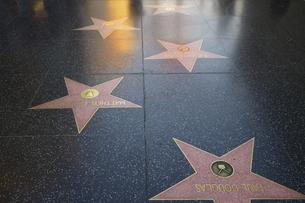 ハリウッドの象徴的アイコンの写真素材 [FYI04579773]