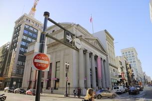 サンフランシスコの美しいビルの写真素材 [FYI04579806]