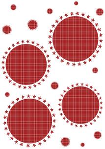 飛沫とウイルスのイメージのシンプルなデザインのフレーム イラストのイラスト素材 [FYI04580157]