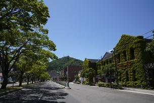 函館金森倉庫の写真素材 [FYI04580263]