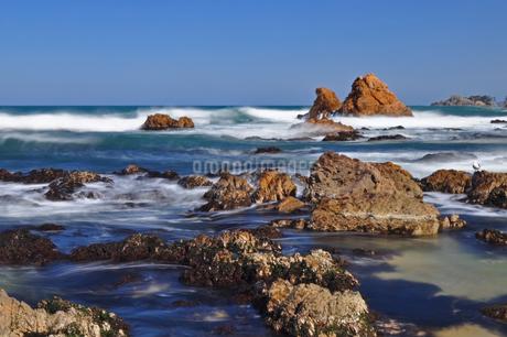 潮汐の写真素材 [FYI04580596]