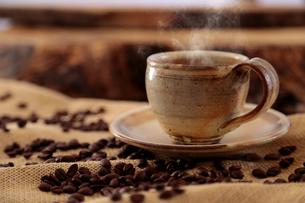 コーヒーのイメージの写真素材 [FYI04582587]