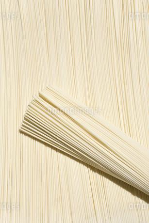 そうめん 素麺 乾麺 の写真素材 [FYI04583230]