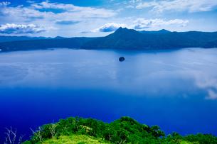 摩周湖の写真素材 [FYI04583521]