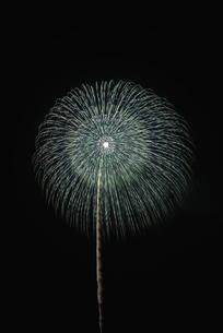 いばらきまつり フィナーレ花火の写真素材 [FYI04583820]
