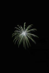 いばらきまつり フィナーレ花火の写真素材 [FYI04583822]
