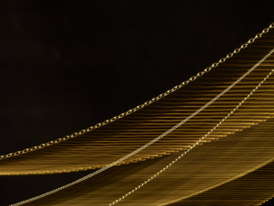 ライトペインティングの写真素材 [FYI04584429]