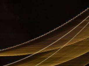 ライトペインティングの写真素材 [FYI04584430]