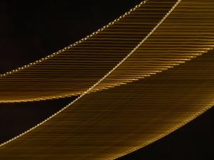 ライトペインティングの写真素材 [FYI04584431]