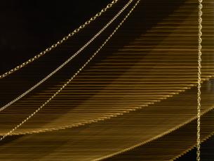 ライトペインティングの写真素材 [FYI04584438]