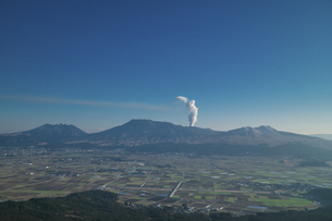 熊本県 阿蘇山の写真素材 [FYI04585152]