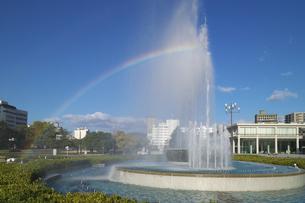 広島県 平和記念公園の写真素材 [FYI04585157]