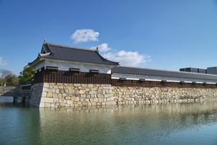 広島県 広島城の写真素材 [FYI04585175]