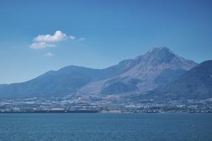 長崎県 雲仙普賢岳の写真素材 [FYI04585208]
