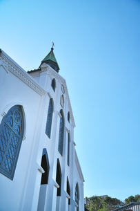 長崎県  大浦天主堂の写真素材 [FYI04585244]