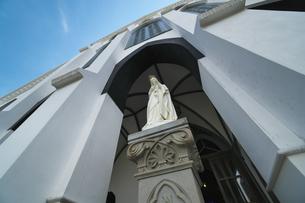 長崎県  大浦天主堂の写真素材 [FYI04585253]