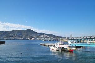 長崎県 長崎港の写真素材 [FYI04585269]