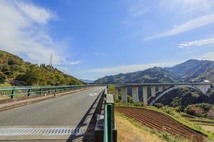 天翔大橋 宮崎県西臼杵郡の写真素材 [FYI04585737]