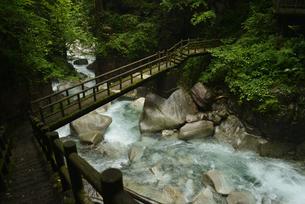 竜神の滝の写真素材 [FYI04586383]