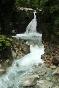 竜神の滝の写真素材 [FYI04586385]