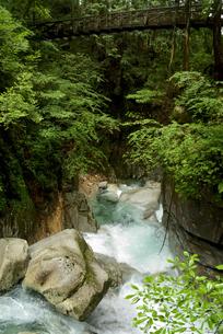 竜神の滝の写真素材 [FYI04586388]