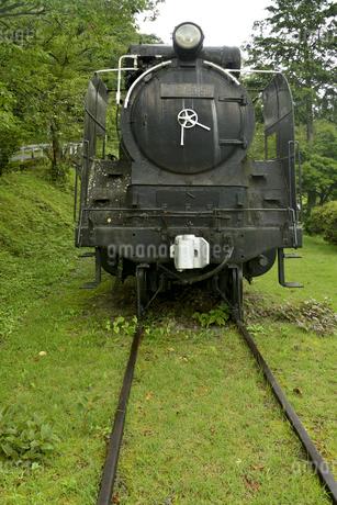 SL 蒸気機関車の写真素材 [FYI04586469]