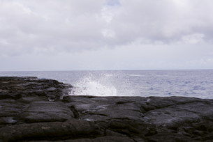 波飛沫の写真素材 [FYI04587562]
