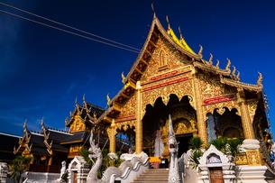 タイ チェンマイ ワット・バーンデンの写真素材 [FYI04588718]