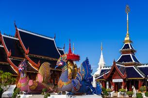タイ チェンマイ ワット・バーンデンの写真素材 [FYI04588724]