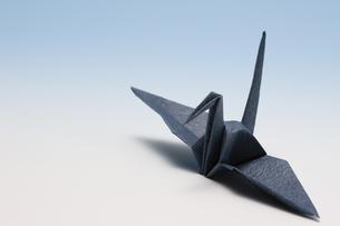 折り鶴の写真素材 [FYI04589089]